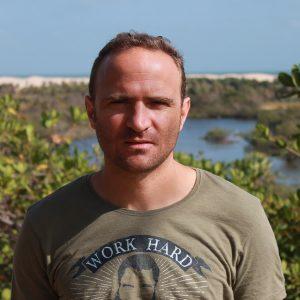 Julien, créateur de l'agence de voyage Terra Nordeste
