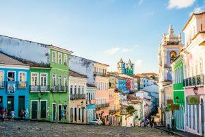 Appréciez la très colorée et culturelle Salvador de Bahia - © Lucas Ly