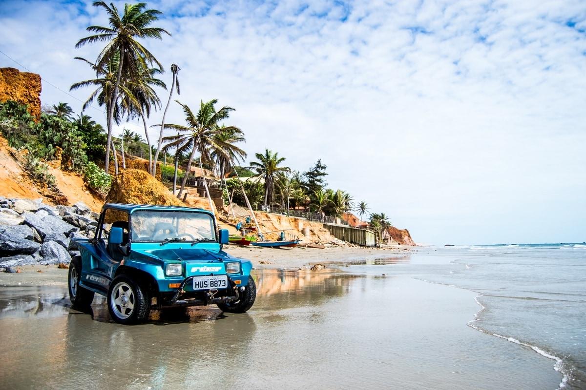 Parcourrez le Nordeste brésilien en mode aventure, en buggy ! - © Lucas Ly