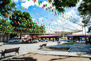 Barreirinhas au Brésil, les Lencois Maranhenses