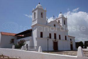 Brasil, église d'Alcantara