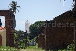 Brésil, les alentours d'Alcantara