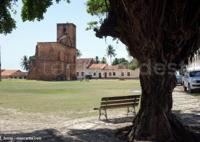 Bresil, place à Alcantara