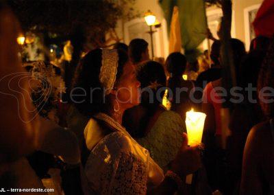 Brésil, Sao Luis, Nordeste, fête religieuse
