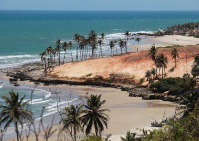 Brésil, la côte Ceara