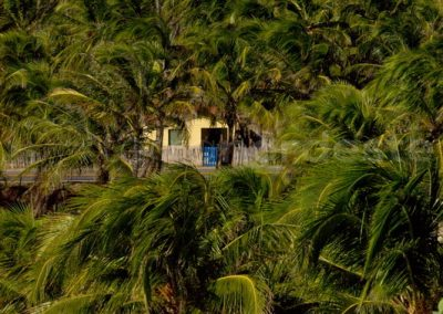 Flexeiras, Guajiru, Brésil