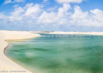 Lagune des Lencois Maranhenses