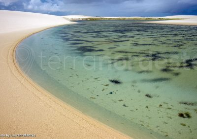 Brésil, Lencois Maranhenses, une lagune cristalline