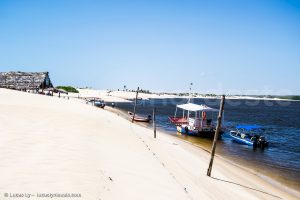 Atins, plage Cabure Pequenos, Lencois