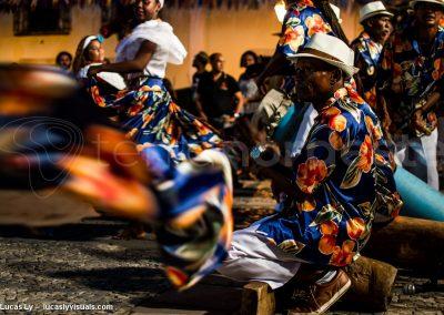 Sao Lui, danse traditionnelle Tambor de Crioula