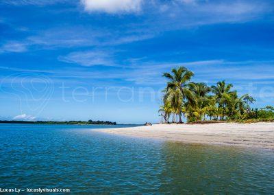 Bresil, Bahia Itacare - Plage déserte