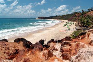 Brésil, Praia da Pipa