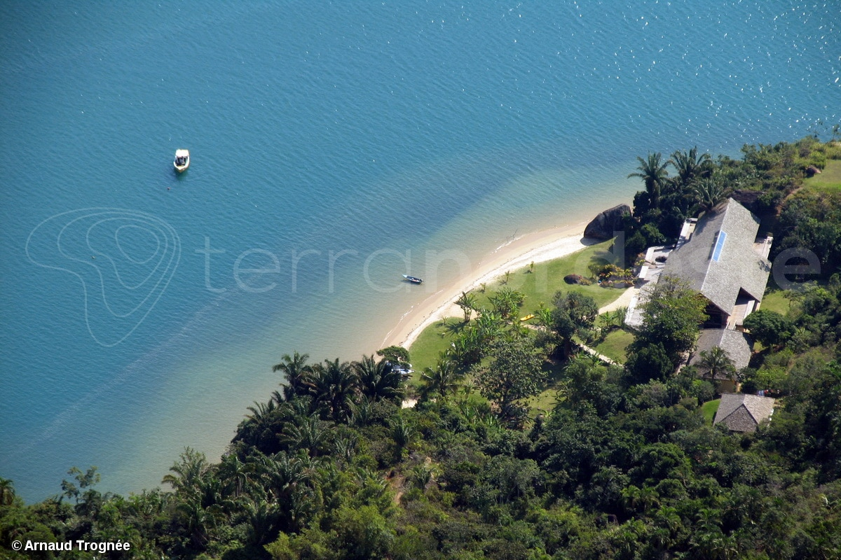 Brésil, Costa Verde - Mamangua
