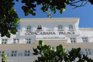 Bresil, Rio - Hotel Copacabana palace