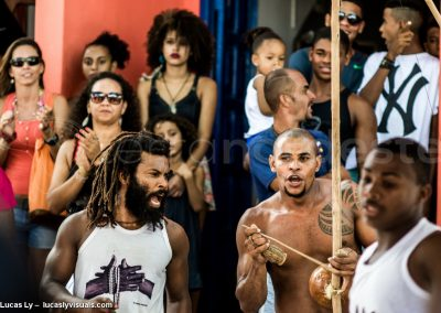 Brésil Ilha Boipeba - Roda Capoeira