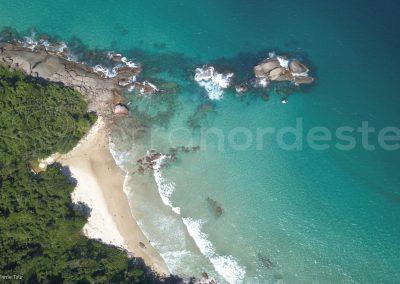 Grande crique Ilha Grande - Brésil