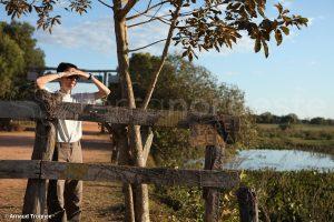 Brésil, Pantanal - Pantaneira aventuriere