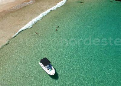 Ilha Grande - Brésil, plage eaux turquoises