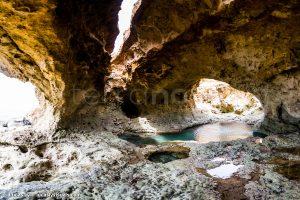 Brésil, piscine naturelle au milieu des rochers