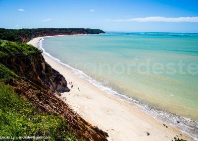 Brésil, route-romantique - baie