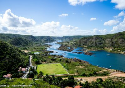Brésil, route romantique - plage